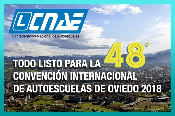 convencion internacional de autoescuelas oviedo