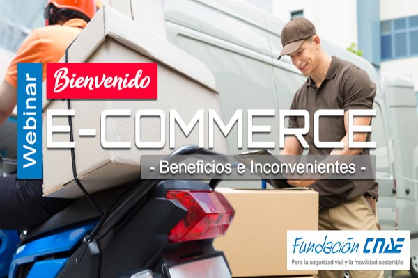Webinar: «E-commerce: beneficios e inconvenientes»