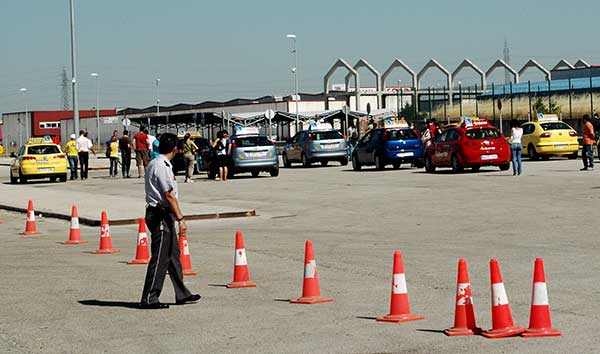 La prueba para ser examinador de tráfico será el 4 de octubre